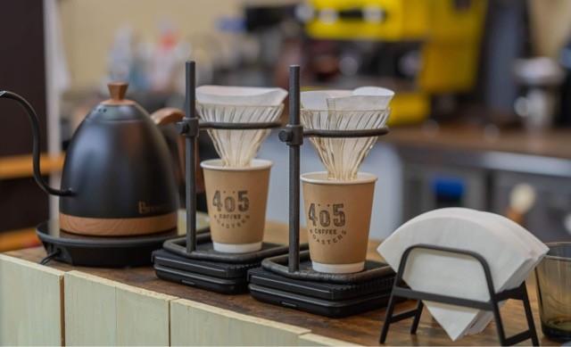 405 コーヒーロースターズのハンドドリップコーヒー