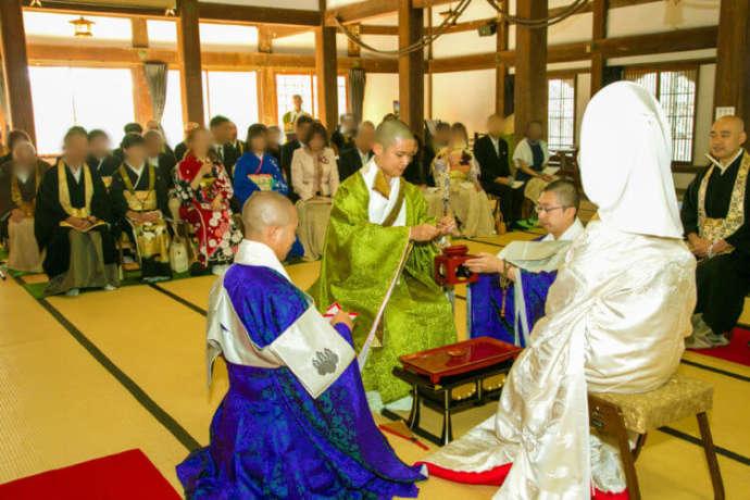 光明寺での挙式予約は何ヶ月前頃から可能か