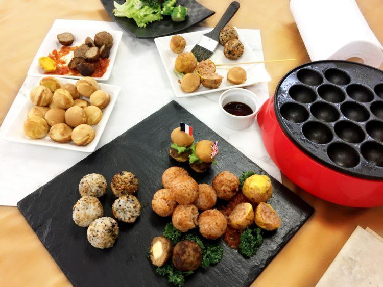 お家で楽しめるイベント1:料理や食事を楽しむ