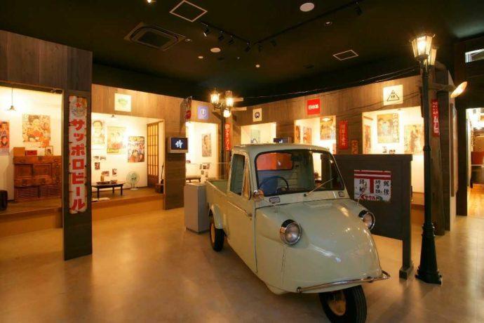 二十四の瞳映画村の1950年ギャラリー