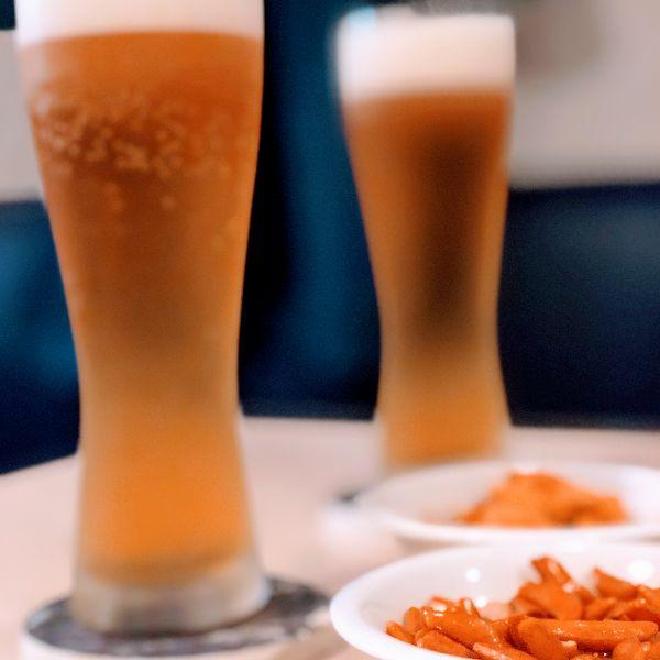 TOLEDO DININGのビール