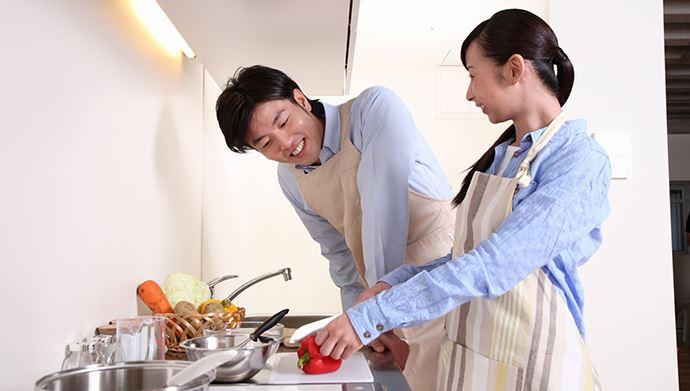 外出できないGWにカップルで料理を楽しもう!