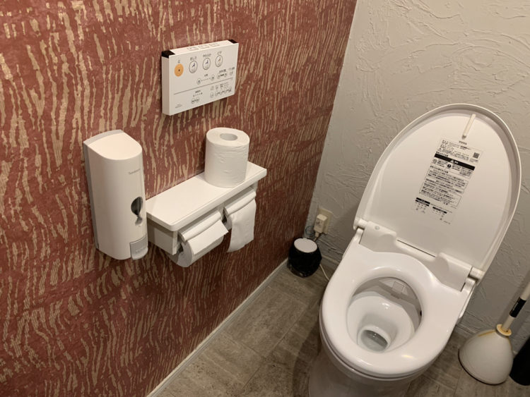 アライバルの女子トイレ内の清潔感は?