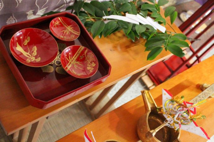 賀茂神社天満宮の神前結婚式について