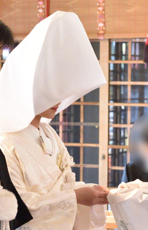 開口神社の神前結婚式について