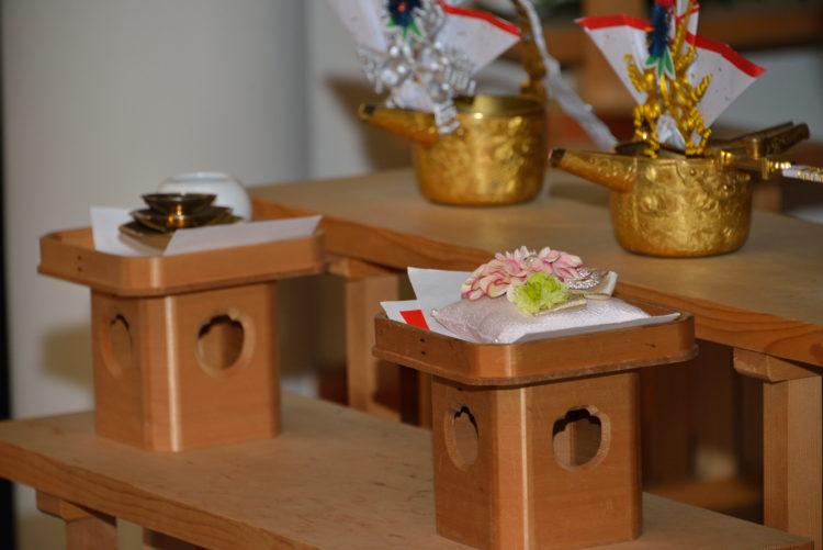開口神社の神前結婚式における申込予約について