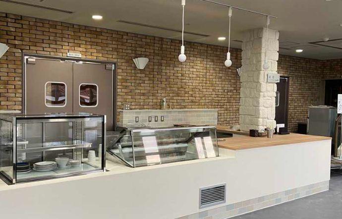 道の駅 アグリパーク竜王にある喫茶店