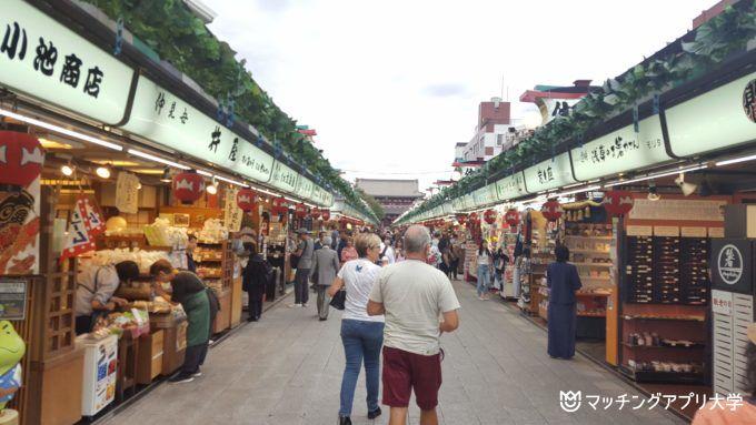 日本文化を楽しむ食べ歩きランチデートプラン3選!