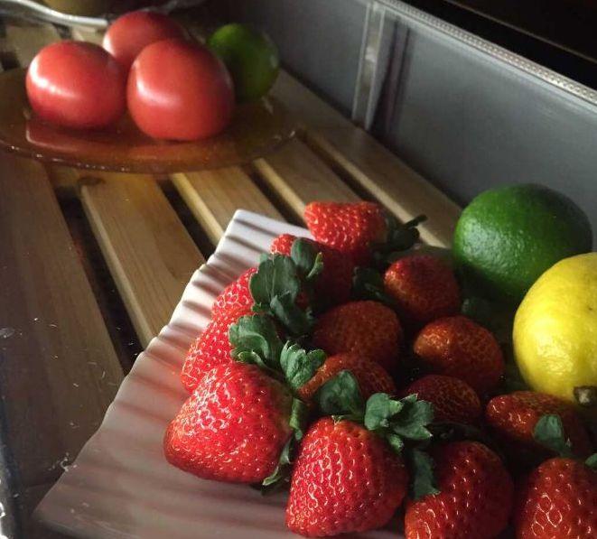Bar karmaのフルーツ