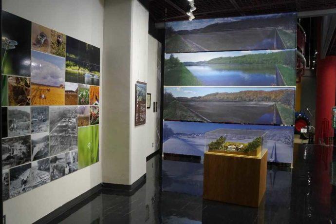 美幌博物館の第2展示室