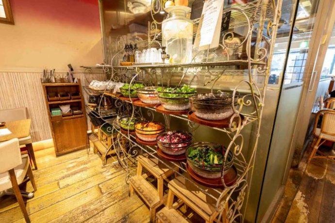 BiOcafeの店内2