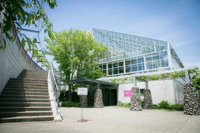 「ぶどうの木ウェディング」の建物外観