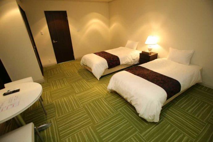 貸別荘「ヘレナ国際ヴィラ」のベッドルーム