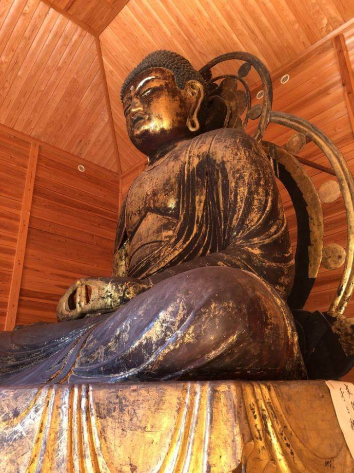 長寿寺の安産祈願