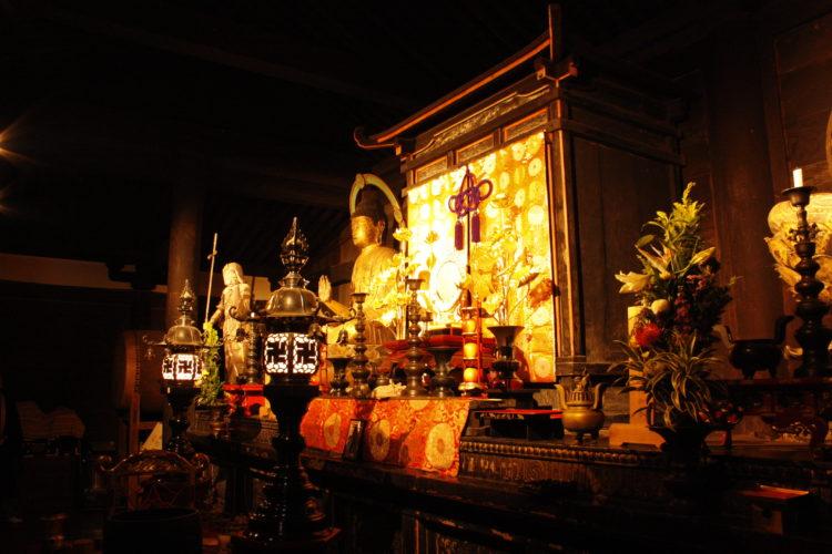 長寿寺について