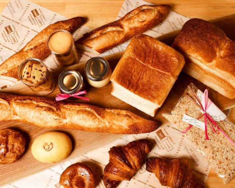 ラトリエコッコの手作りパン