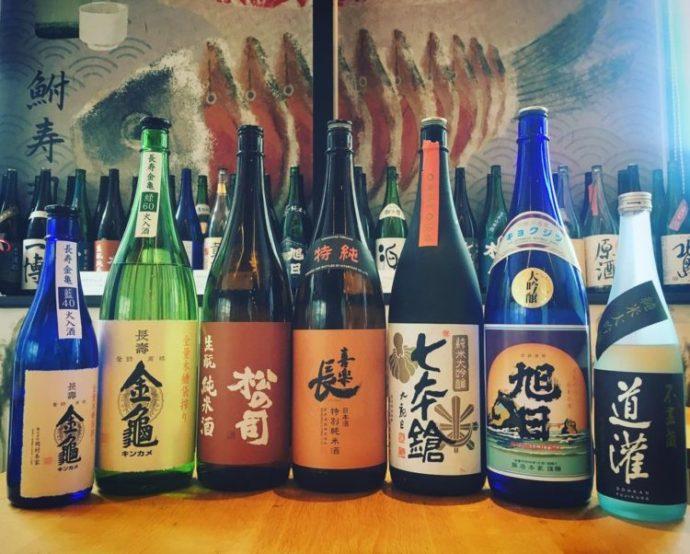 「ここ滋賀」で購入できる滋賀県の酒蔵の日本酒