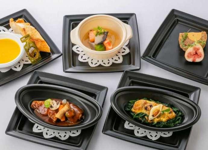 フランス料理レストラン オー・エ・セルのおうちフレンチ