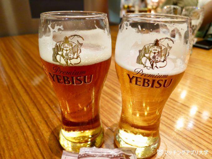 恵比寿で「ヱビスビール記念館」を巡るデートプラン