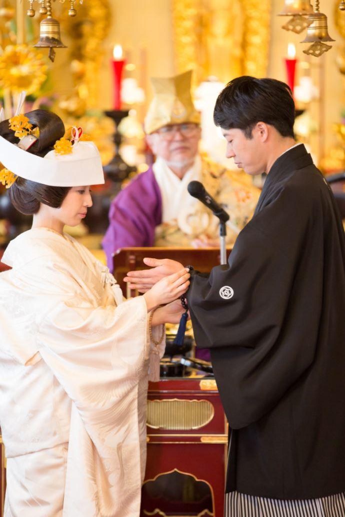 圓應寺の仏前結婚式ならではの魅力やメリットについて