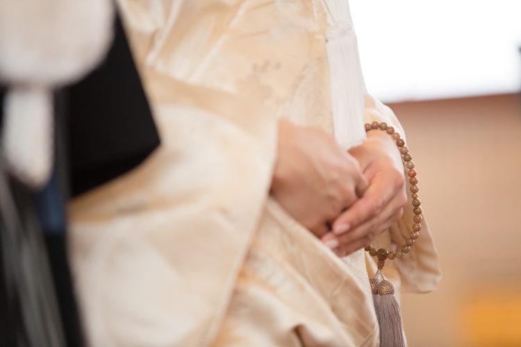 圓應寺の仏前結婚式の予約について