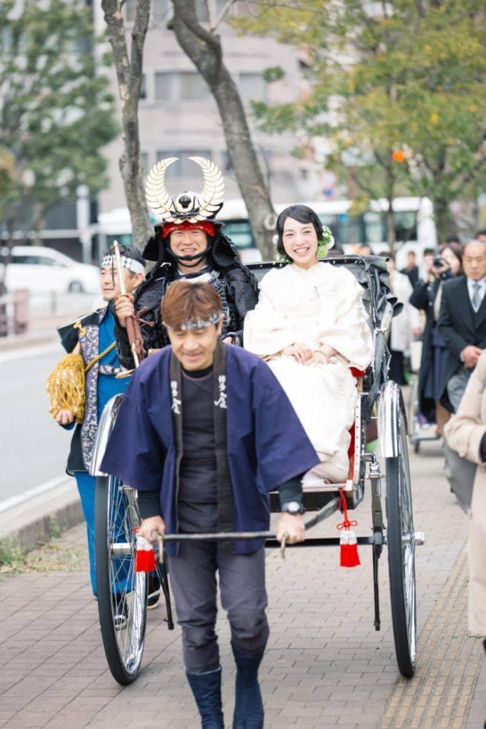 圓應寺の仏前結婚式当日のレンタル衣装や着付け・ヘアセット・記念撮影について