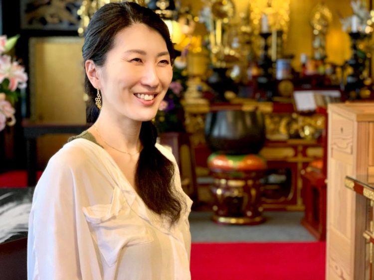 圓應寺で仏前結婚式を考えているカップルへメッセージ