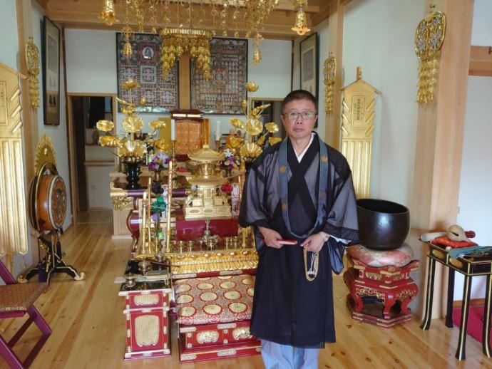 塩澤寺の住職から良縁に巡り合えないと悩む人へメッセージ