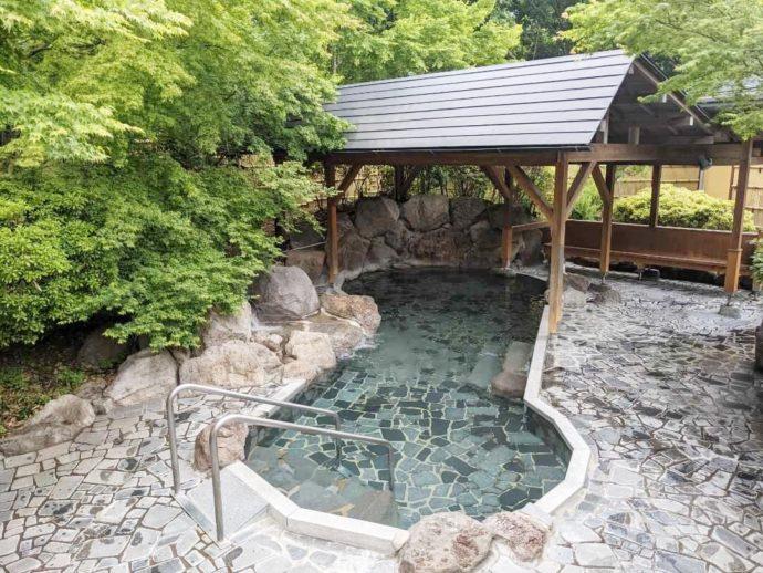 福岡県田川郡にある赤村ふるさとセンター源じいの森温泉