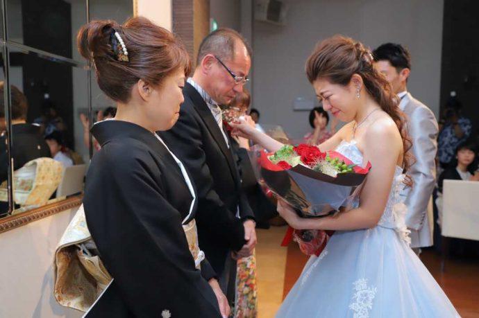 愛知県岡崎市にあるザ・グランドティアラ岡崎の利用者と家族