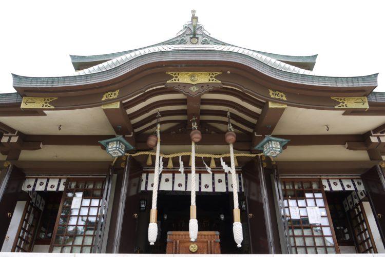 日岡神社の神前結婚式について