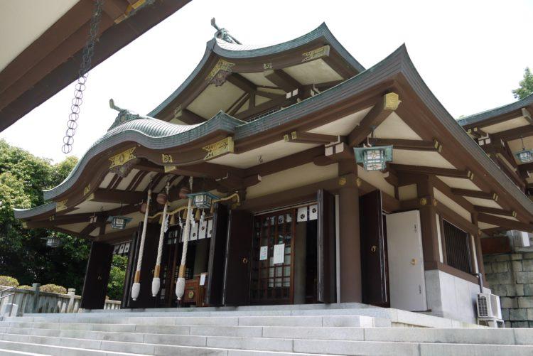 安産の神様としても有名な日岡神社の紹介