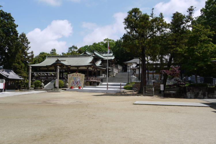 日岡神社周辺にあるおすすめ観光スポット