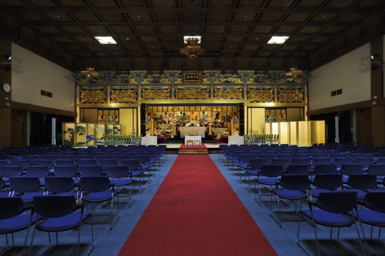 西本願寺鹿児島別院の仏前結婚式は何名まで参列可能ですか