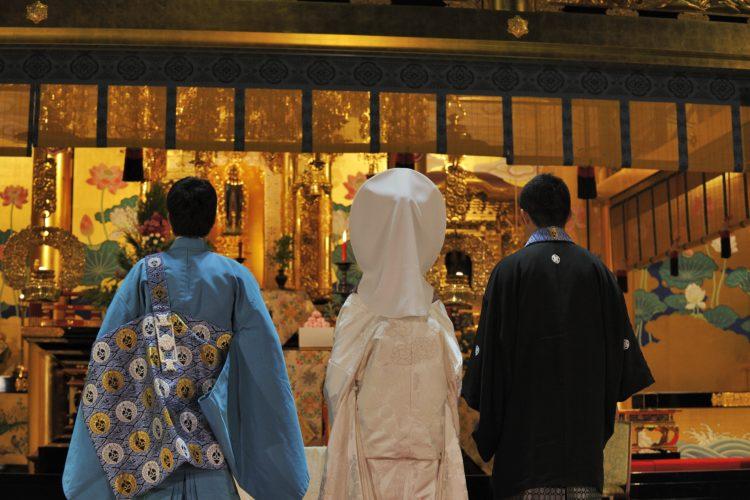 西本願寺鹿児島別院の仏前式のメリットや流れ