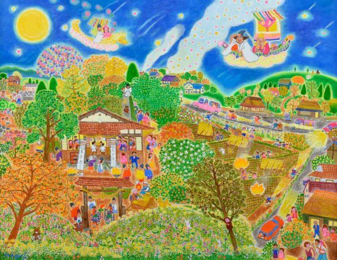 今井美術館所蔵の絵画