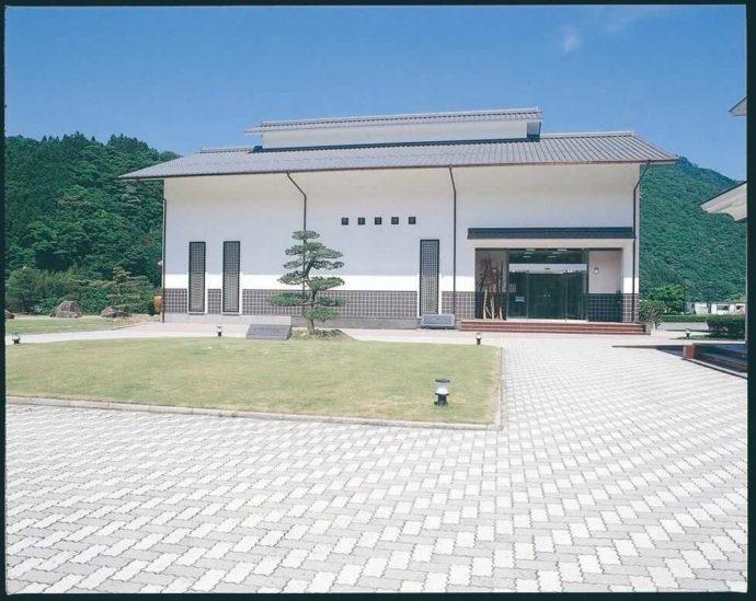 今井美術館の外観の写真