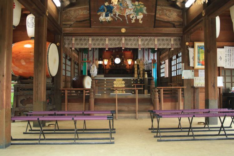 忌宮神社で安産祈願を行う日について