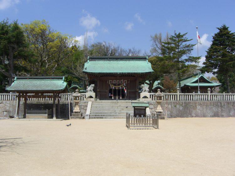 忌宮神社の歴史と見どころについて