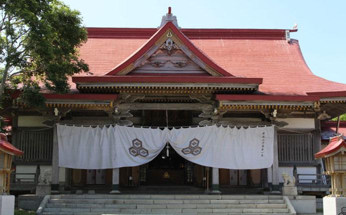 北海道釧路の神前結婚式|阿寒の山々に臨む「厳島神社」とは?