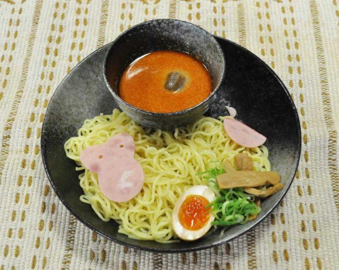 日本モンキーセンターで食べられる夏季限定冷麺