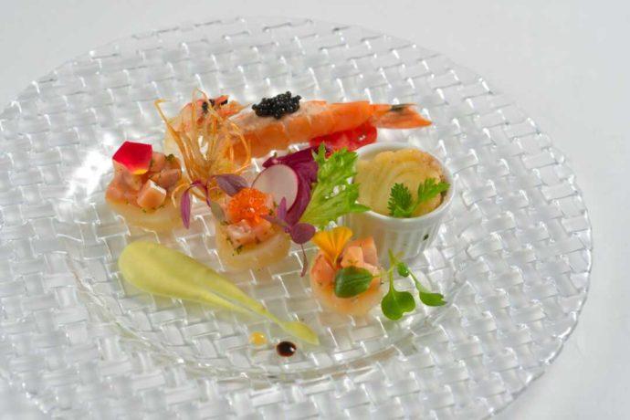 香川県高松市にある「THE CHELSEA」で食べられる前菜