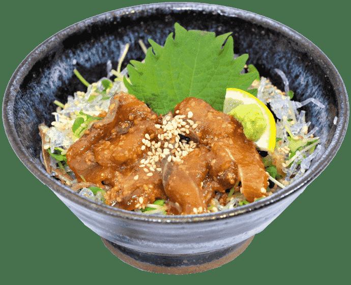 銀座熊本館で楽しめる海鮮丼