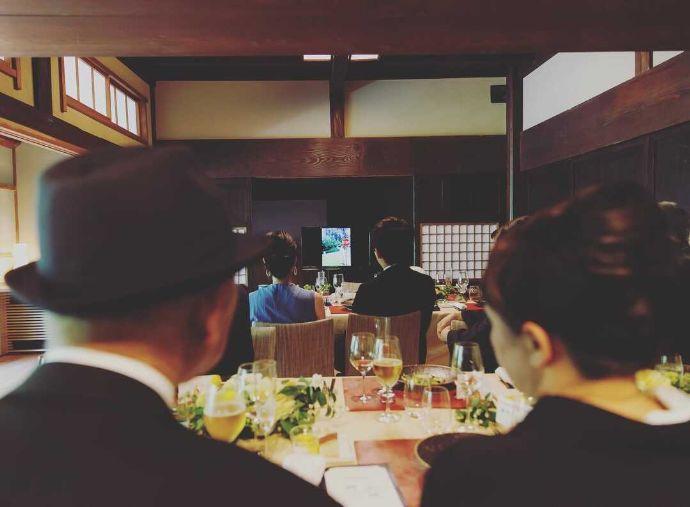 鎌倉古今の結婚式の演出