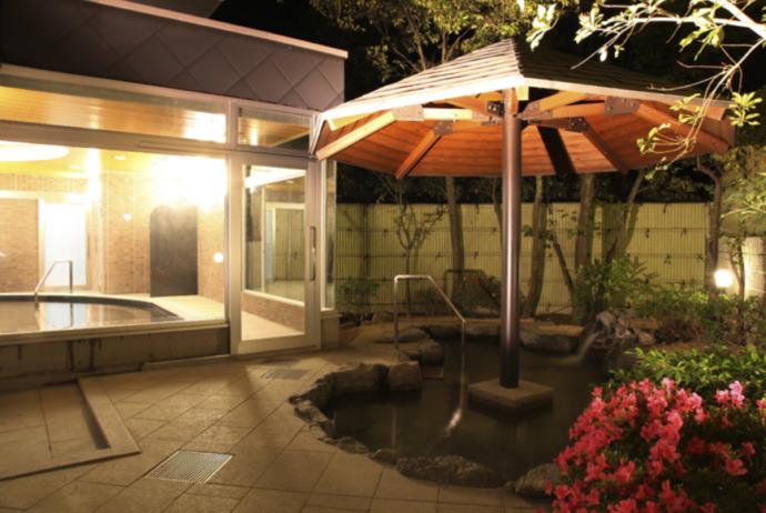 かもしか荘の温泉