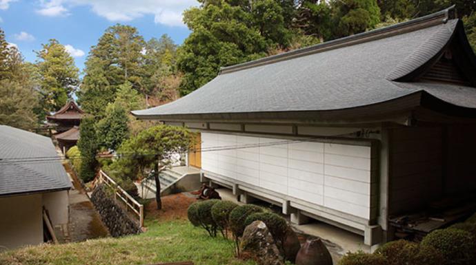 甲賀歴史民俗資料館の外観