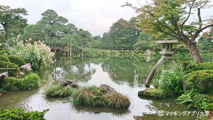 金沢・兼六園で四季を楽しむデートプラン