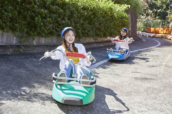 関西サイクルスポーツセンターの料金や遊び方プラン