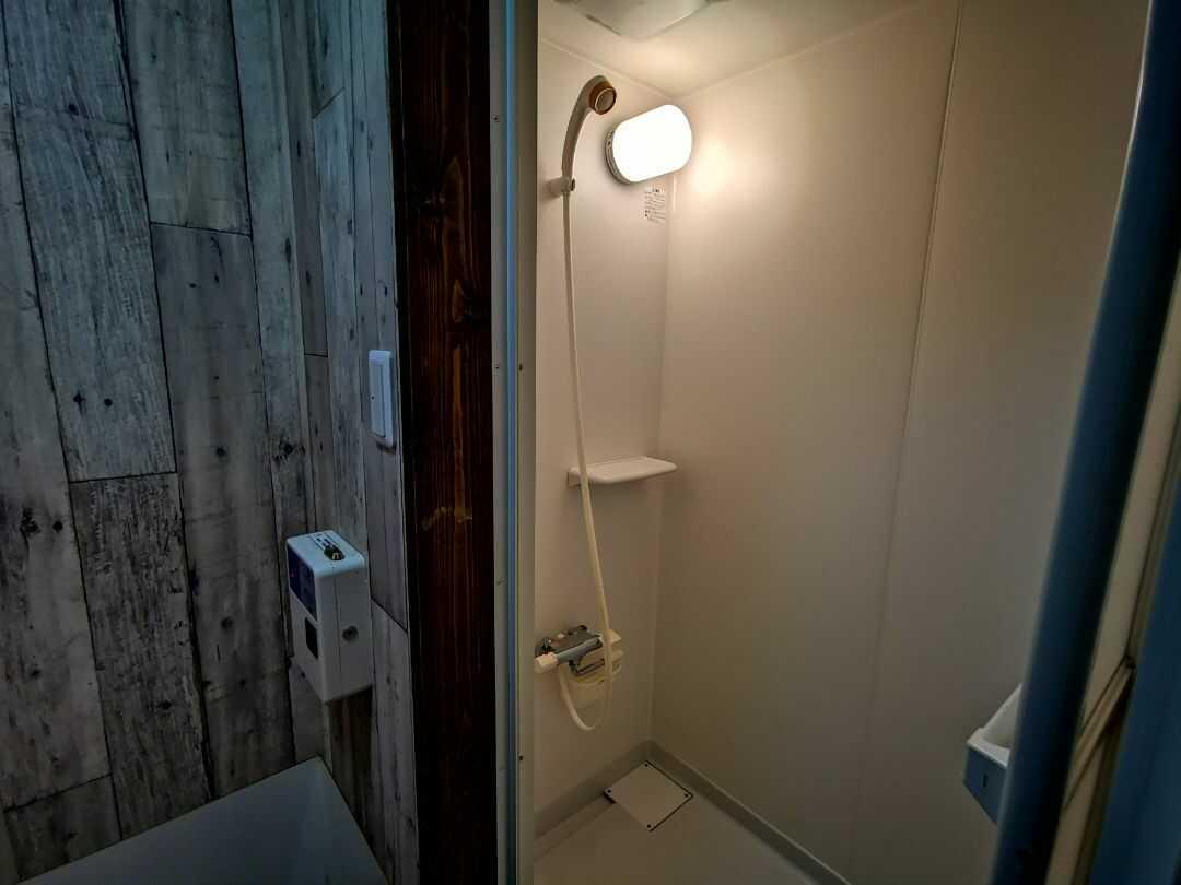 ケニーズ・ファミリー・ビレッジ/オートキャンプ場のシャワールーム