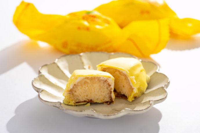 群馬県アンテナショップ「ぐんまちゃん家」で購入できる人気スイーツ「レモンケーキ」